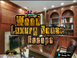 Play Wood luxury house escape now