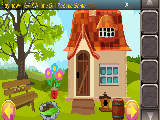 Play Cute witch rescue now