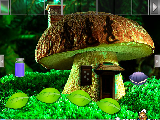 Play Mushroom fantasy forest escape now