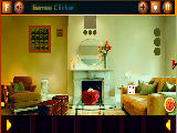 Play Cute yellow house escape now