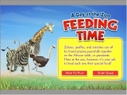 Play A day at the zoo - feeding time