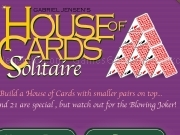 House of cards solitaire