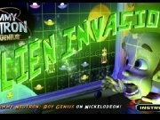 Jimmy neutron - Alien invasion