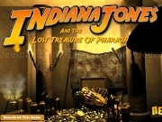 Indiana Jones and the last treasure Pharaoh
