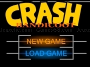 Crash Flash bandicoot demo by TaroNuke
