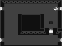 Play Dark & Cold - a Bitsy game now