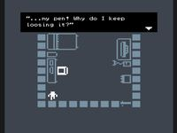Play Blocked - A bitsy mini game now