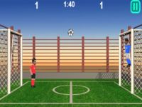 Play Soccer Shooters One