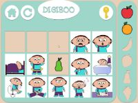 Play DigiBoo - Sam - Verbs now
