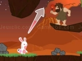 Raving rabbids - ravel in time