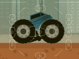 Play Monster truck trials now