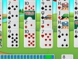 Play Golf Solitaire Pro now