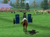 Play 3D horse racing now