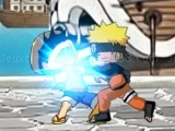 Anime Fighting Jam 2 - Naruto fight