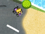 Play Racoon racing now
