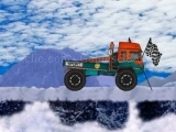 Truck Winter Drifting