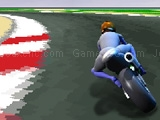 Motocycle racer