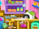 Play Clean up pet shop now