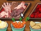 Play Canibal cuisine now