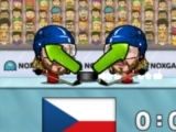 Play Puppet Ice Hockey now