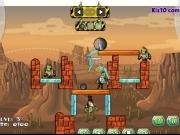 Play Zombie Demolisher 4 - invasion in texas now