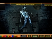 Play Scary Zombie House Escape now