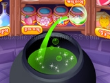 Play Sue's Witch Magic Make Over now