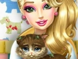 Play Kitty rescue vet