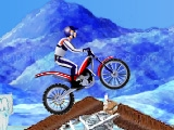 Play Bike Mania on Ice now