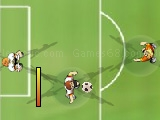 Play Spin soccer now