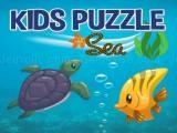 Play Kids puzzle sea