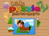 Play Kids puzzle adventure
