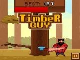 Play Timber guy now