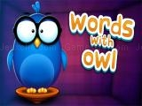 Play Words with owl now
