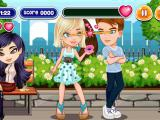 Play Girls romantic evening