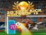 Play 3d free kick world cup 18 now