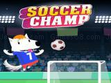 Play Soccer champ 2018 now