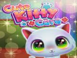 Play Cute kitty care now