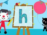 Play Arty mouse & friends: learn abc now