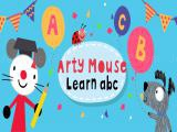 Play Arty mouse learn abc now