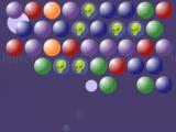 Play Aliens bubble shooter