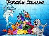 Play Puzzle cartoon kids games