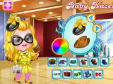 Play Baby hazel business tycoon dressup