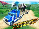 Play Transport dinos to the dino zoo
