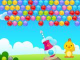 Play Happy bubble shooter