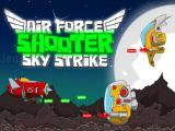 Play Air force shooter sky strike