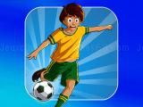 Play Hyper soccer shoot training now