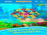 Play Angry face bubble shooter