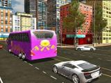 Play City bus offroad driving sim