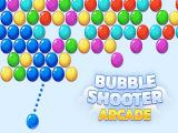 Play Bubble shooter arcade